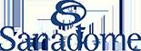 Werken bij Sanadome Logo
